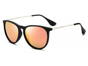 moderni slunecni polarizacni bryle oranzove