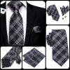 kravata set kapesnicek manzety