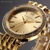 Atraktivní dámské hodinky Taylor Cole Aglaia - zlaté