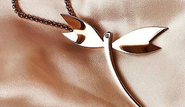 Dámské náhrdelníky z chirurgické oceli