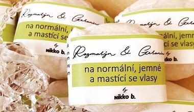 Tuhé šampony bez parabenů od Nikko.b