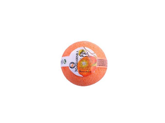 koupelova koule mandarinka