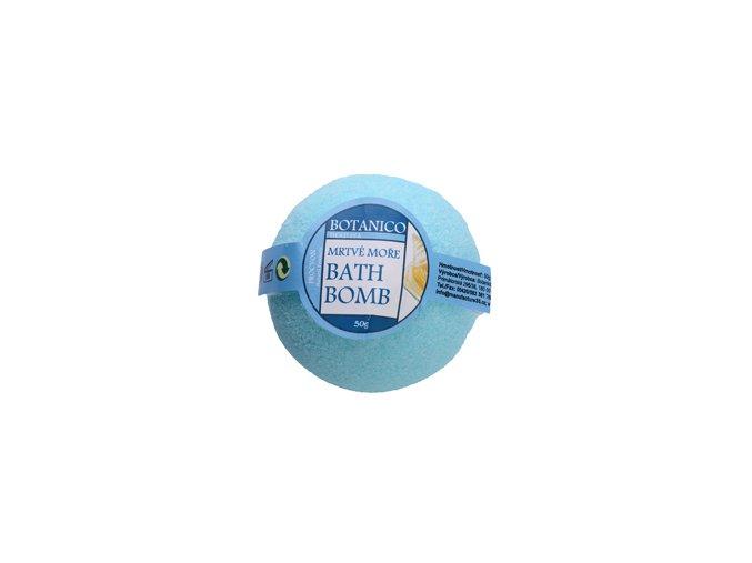 bath bombs koupelova koule sumiva 50 g mrtve more