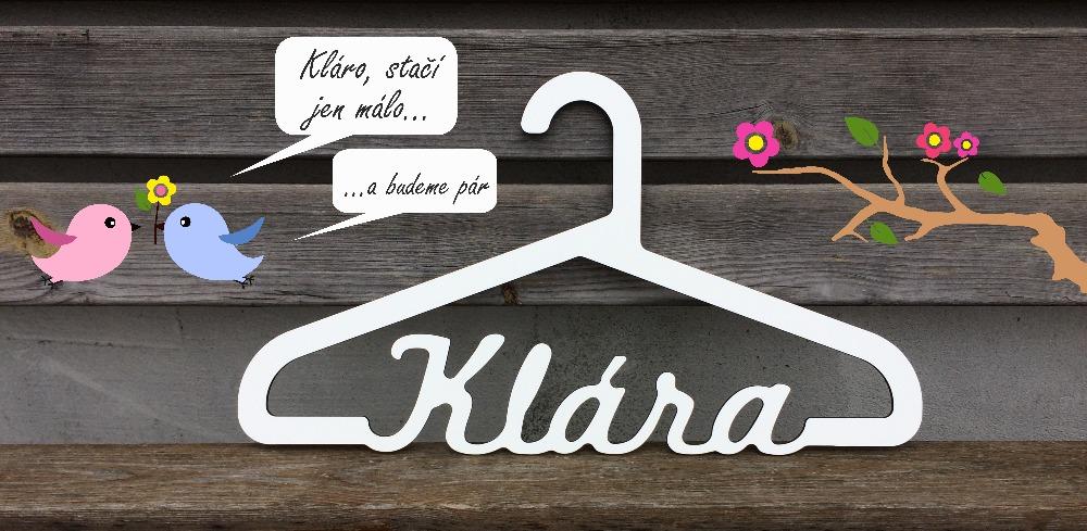 Ramínko Klára - elegantnidekorace.cz