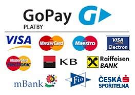Podporované platby