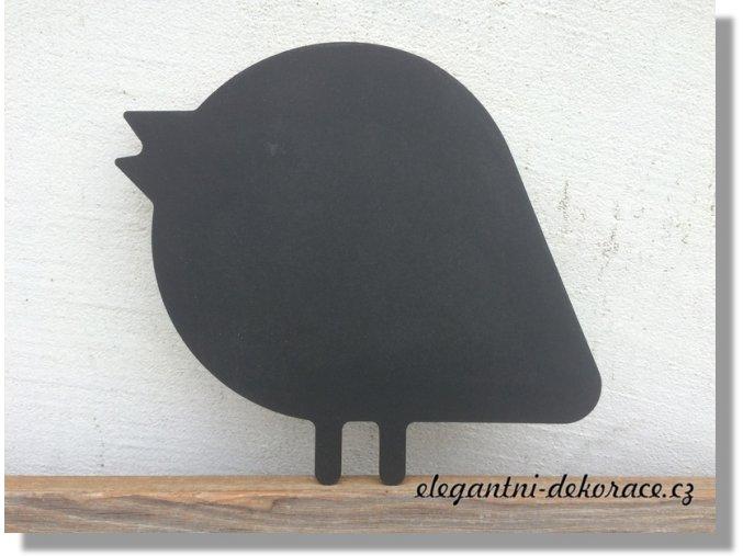 Tabulka ptáček