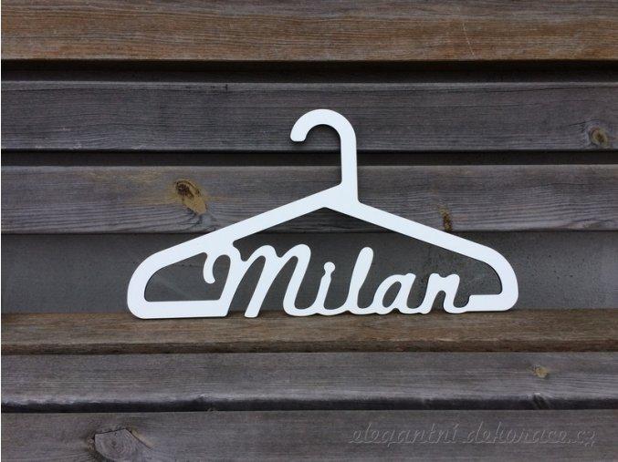 ramínko Milan 4
