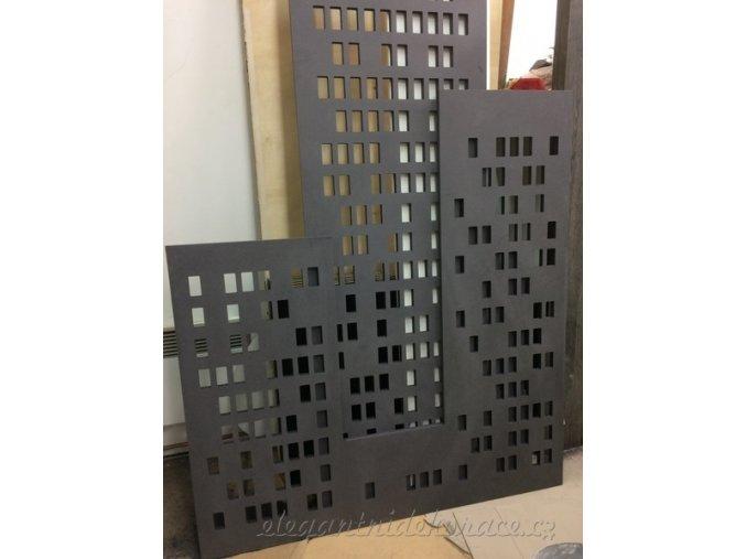 panel mrakodrap