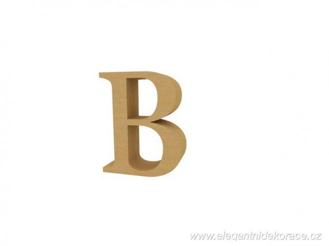 písmeno B Georgia