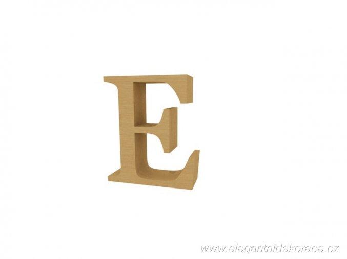 písmeno E Georgia