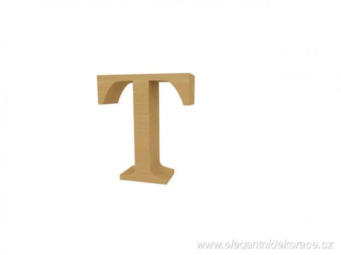 písmeno T Georgia