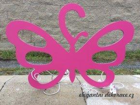 Ramínko motýl růžový