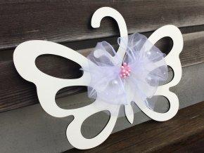 ramínko motýl svatební