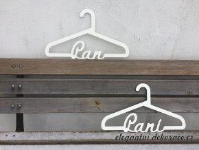 Ramínka Pan a Paní
