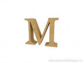 písmeno M Georgia