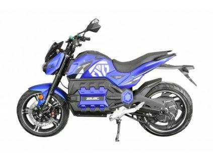 x scooters xrs01 eec li blue