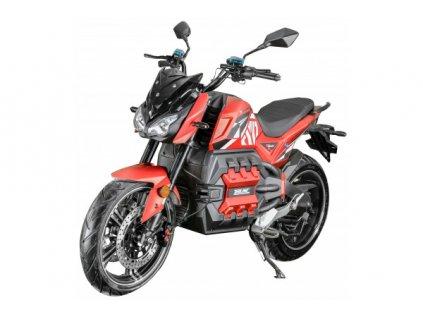 x scooters xrs02 eec li red