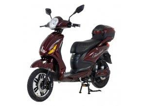 motoe moped vínová