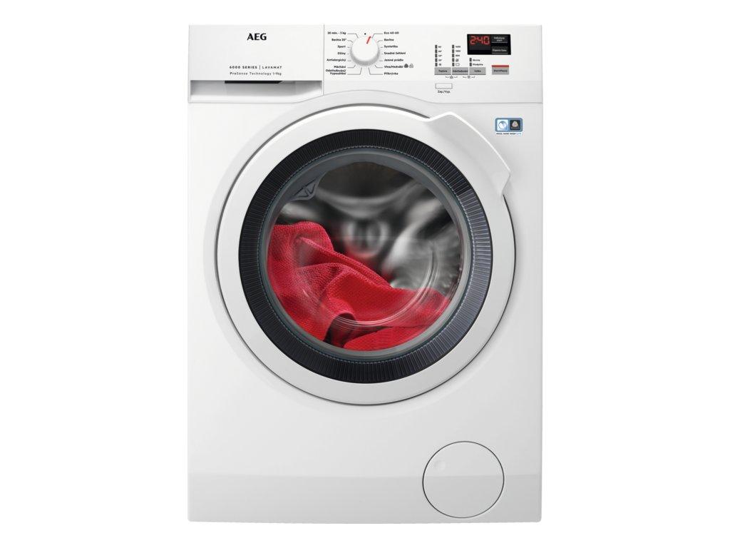 Pračka AEG ProSense™ L6FBK49WC