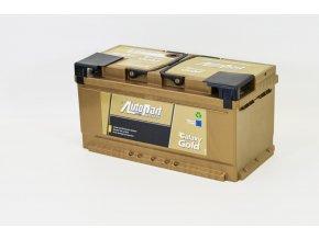 Autobaterie GALAXY Gold 100 Ah - 12V, 100 Ah, 900 A EN / pravá