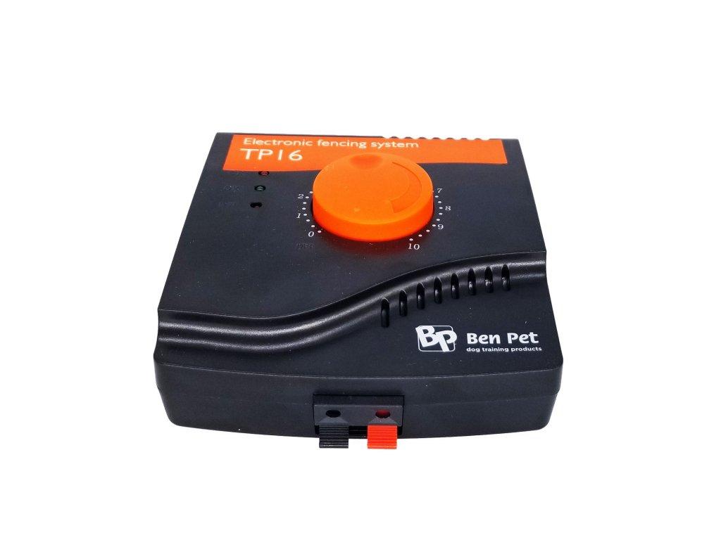 Elektronický neviditelný ohradník iTrainer TP16