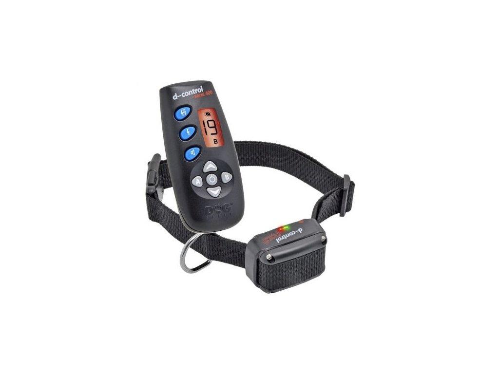Elektronický výcvikový obojok Dogtrace d-control 400