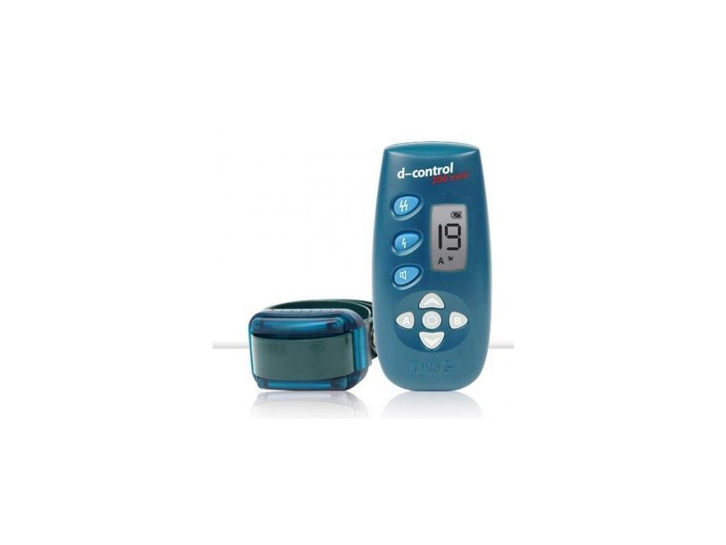 Elektronický výcvikový obojok DOGTRACE d-control easy mini 200