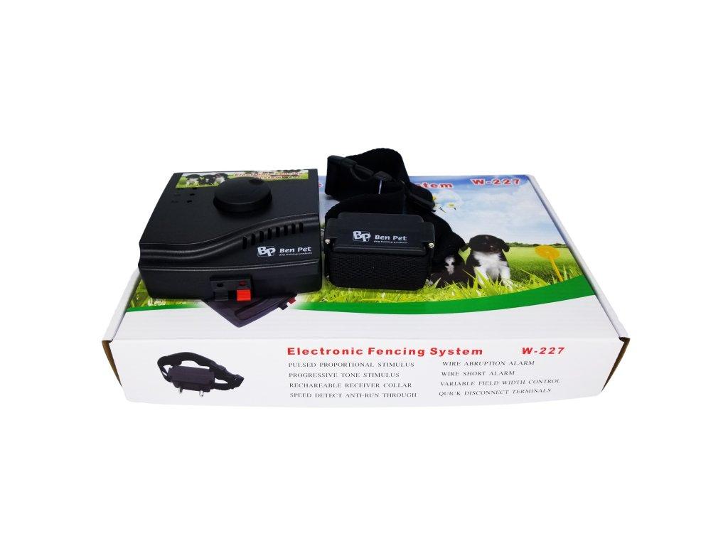 Elektronický neviditeľný ohradník iTrainer  W227