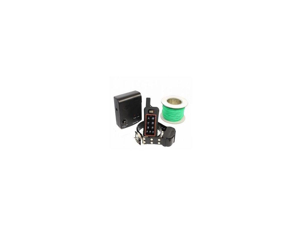 Elektronický ohradník a výcvikový obojok SafeTra FX-500