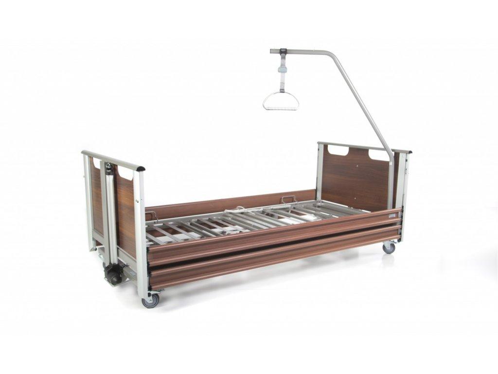 Polohovací postel Pcc