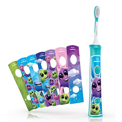 Sonické zubní kartáčky