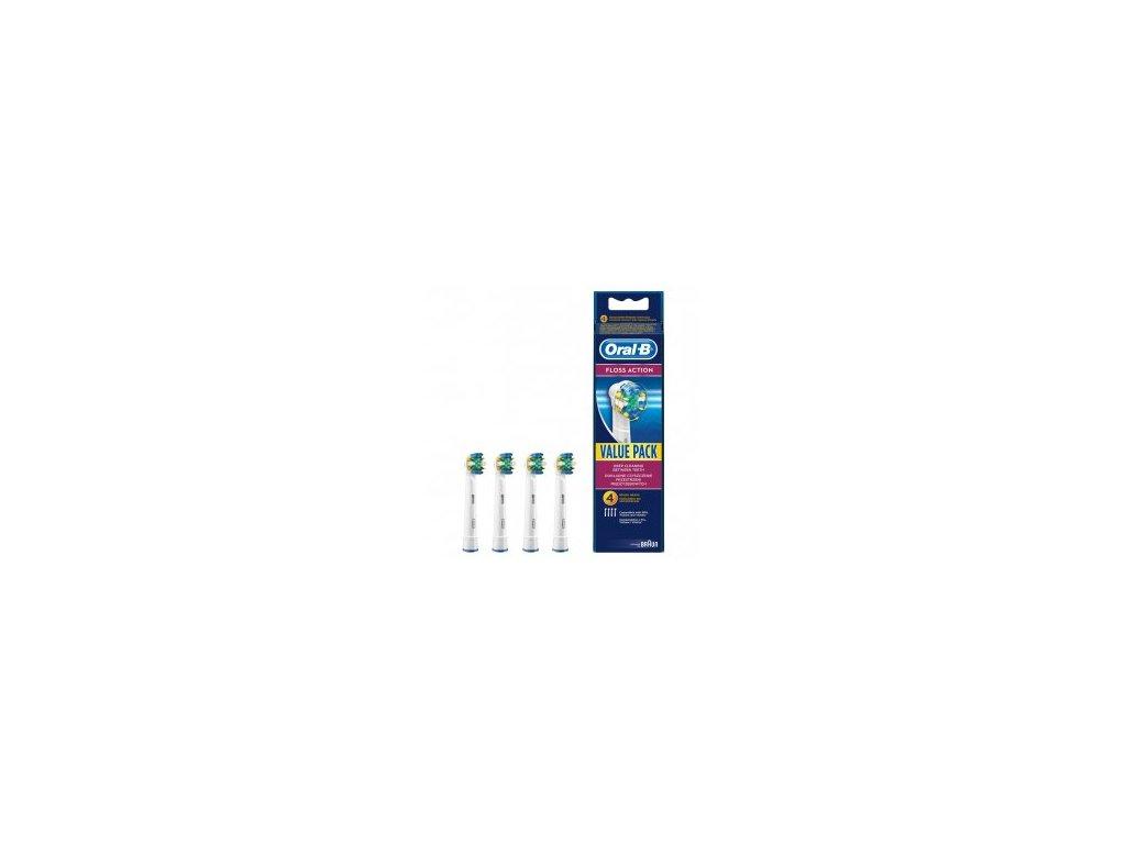 Oral-B Floss Action náhradní hlavice 4ks