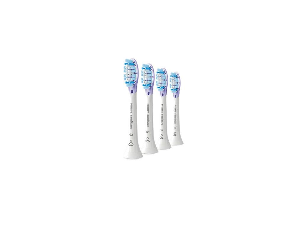 Philips Sonicare G3 Premium Gum Care Standard 4 ks HX9054/17