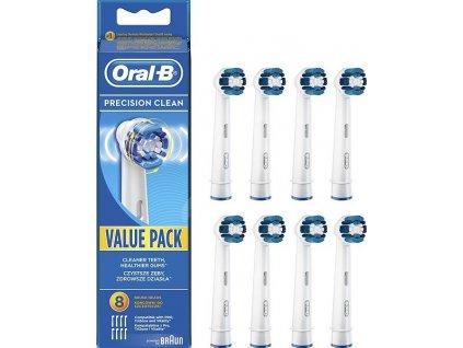Oral-B Precision Clean náhradní hlavice 8ks