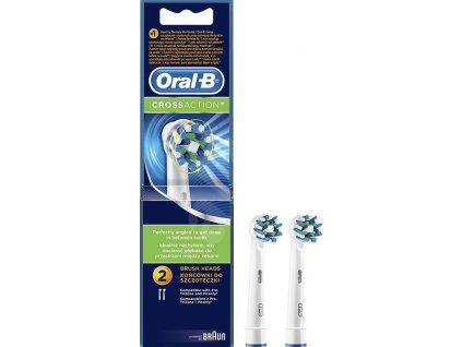 Oral-B Cross Action náhradní hlavice 2ks