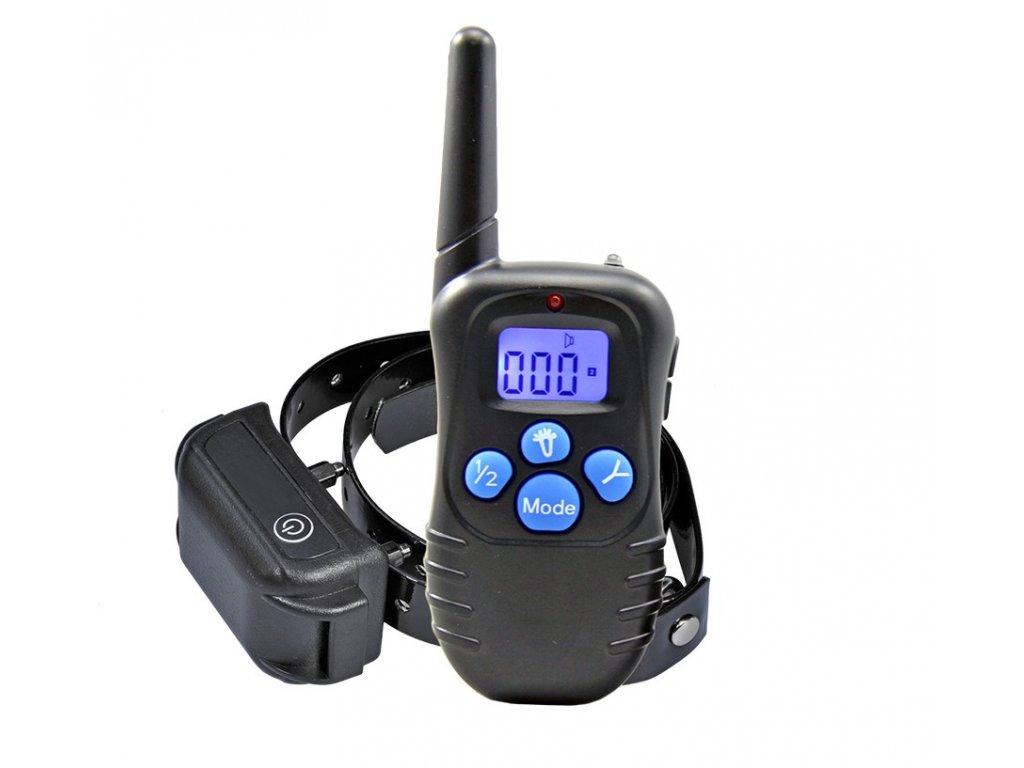 Elektronický výcvikový obojek Petrainer PET998DBB