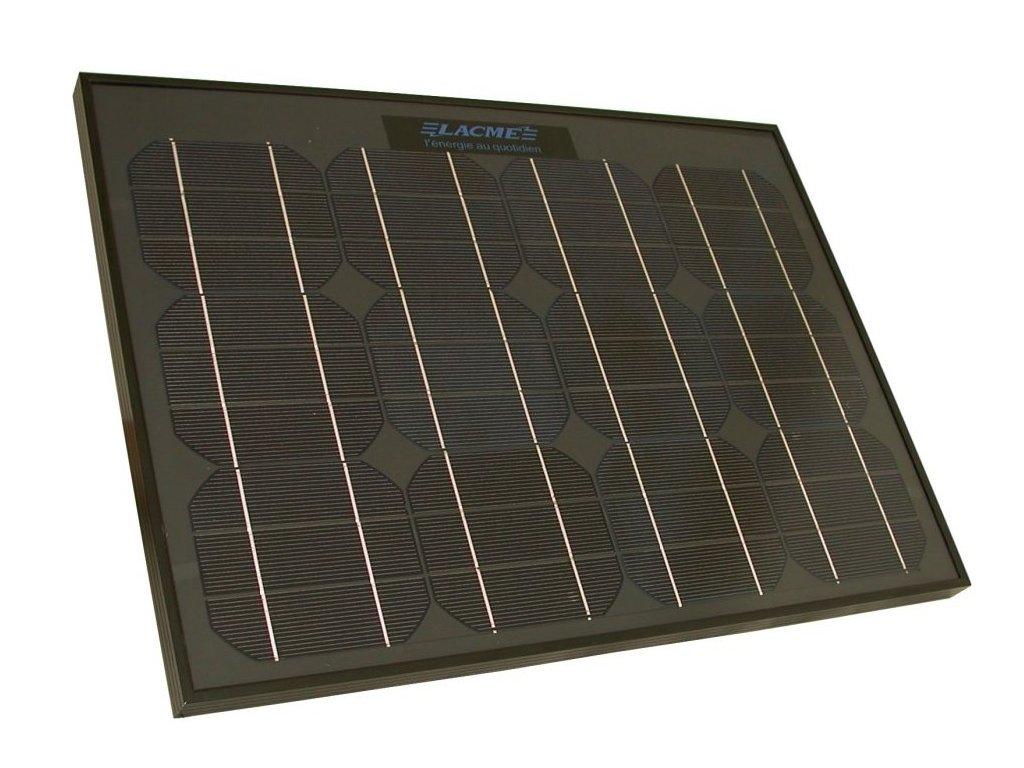 Solárny panel 12V/25W LACME