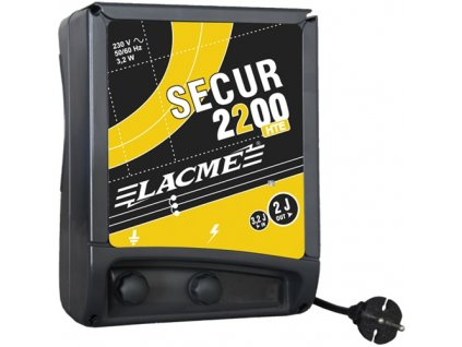 Generátor pre ohradník LACME SECUR 2200