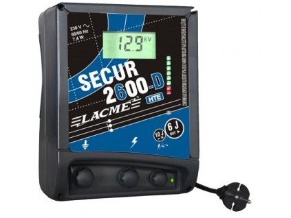 Generátor pre ohradník LACME SECUR 2600