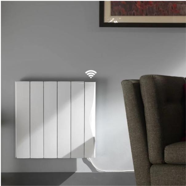 Elektrické radiátory IQ line OIL WIFI