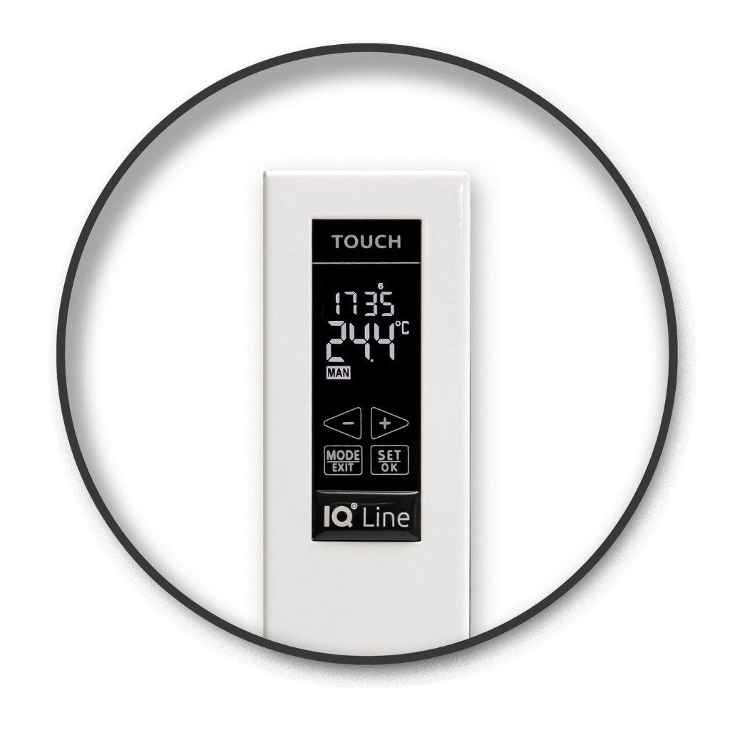 Elektrický radiátor IQ Line TOUCH 2000 AL
