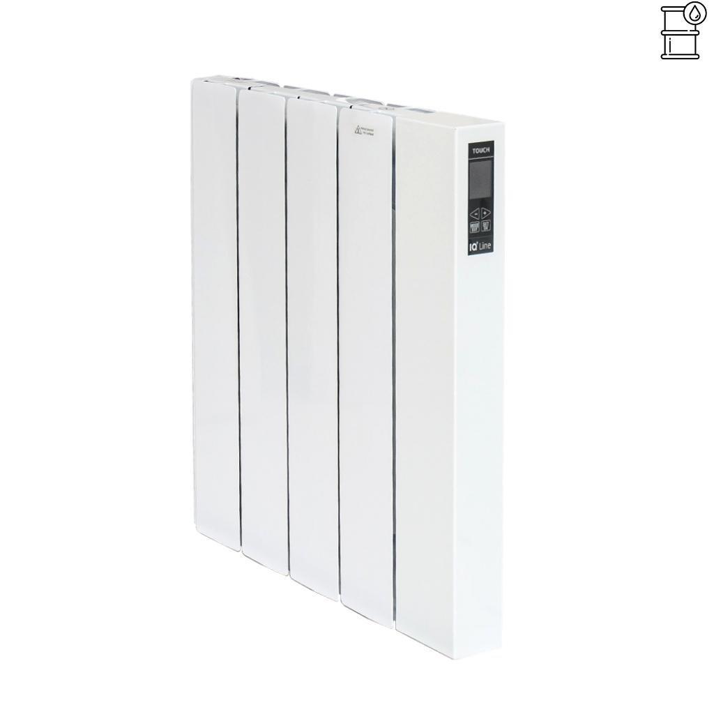 Elektrický radiátor IQ Line TOUCH 600 AL