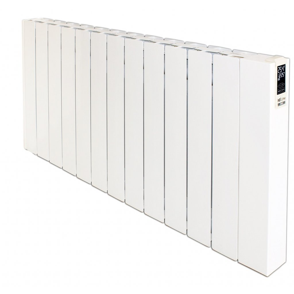 Elektrický radiátor IQ Line TOUCH 1800 AL