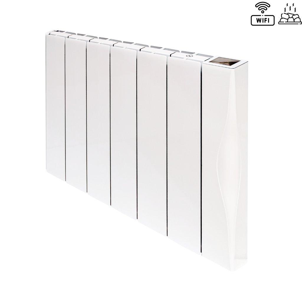 Elektrický radiátor IQ line WIFI STONE 1500