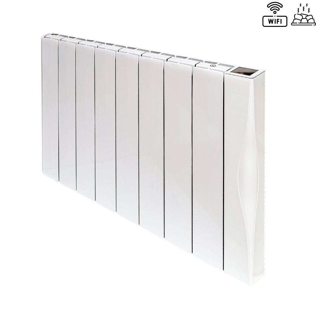 Elektrický radiátor IQ line WIFI STONE 2000