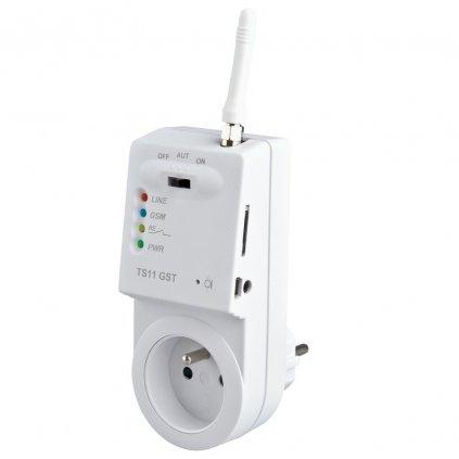 GSM zasuvka TS11-GST-ElektrickyRadiator.sk
