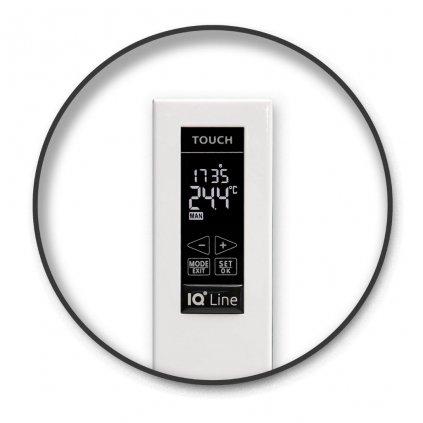 Elektrický radiátor IQ Line TOUCH 1000 AL