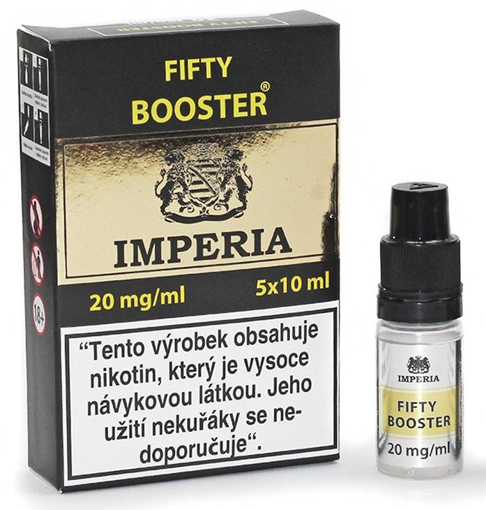 Báze Imperia (PG50/VG50) 5x10ml