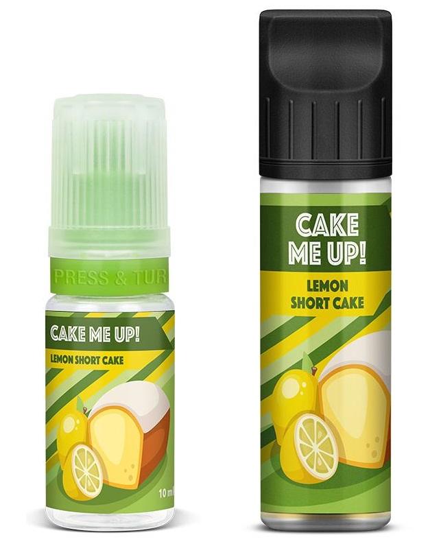 Příchutě Cake Me Up