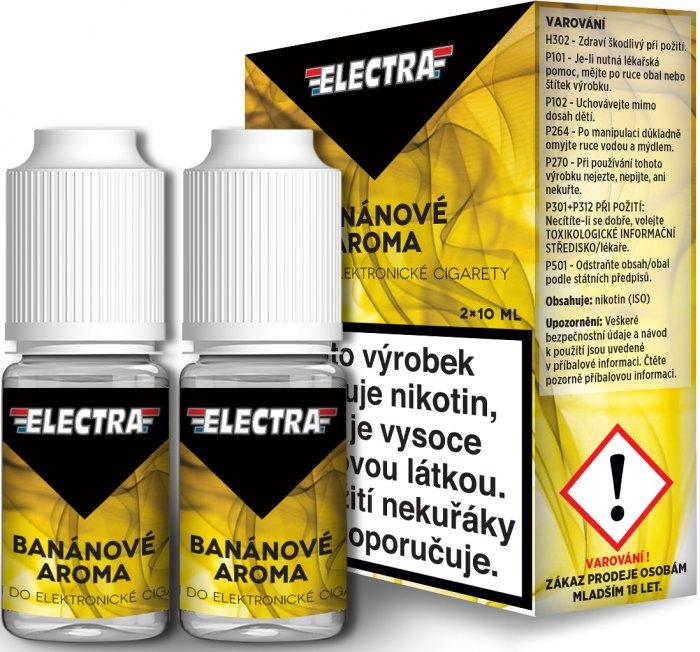 E-liquidy ELECTRA 2Pack 2x10ml